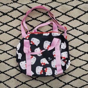 Converse Hello Kitty Duffle Bag